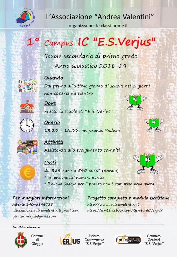 """Campus IC """"E.S.Verjus"""""""