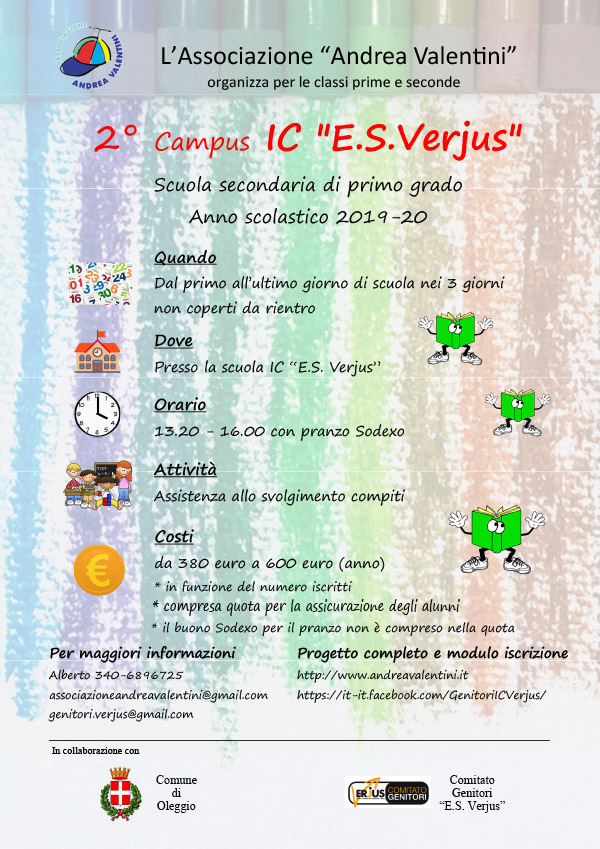 "Campus IC ""E.S.Verjus"""