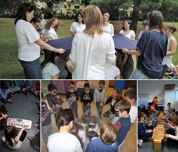 Read more about the article Musicoterapia e Danzaterapia