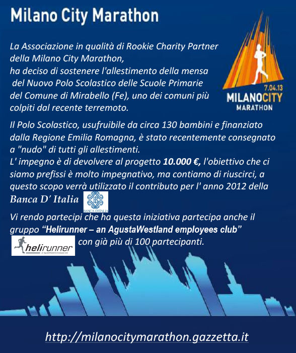 Read more about the article Milano City Marathon